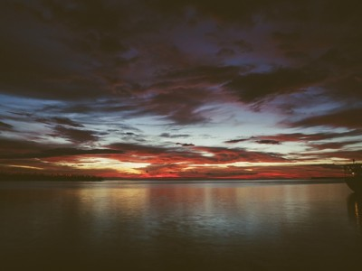 And Slowly It Fades   Palompon, Leyte