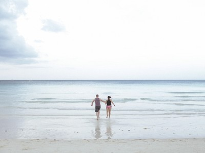 Paul and Lanie | Engagement Session in Boracay
