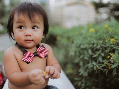 Miggy | One Year | Ayala Center | Cebu City Baby Photographer | SALT AND BLEACH