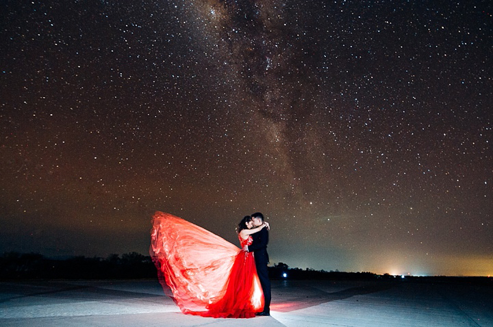 Ray and Dianne   Pre Wedding Under the Stars   SALT AND BLEACH
